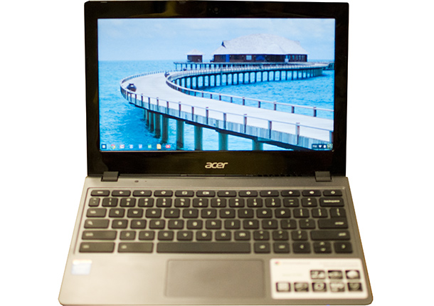 Chromebooks are here