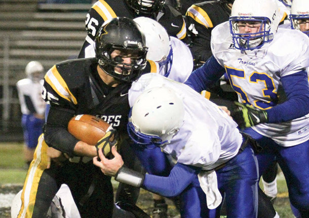 Starfires ready for semi-state