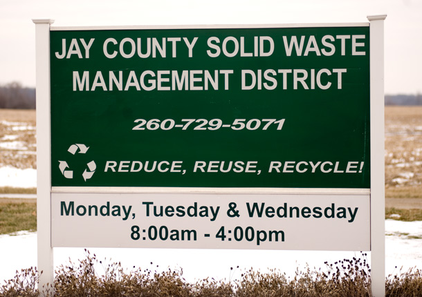 Waste district to offer grants