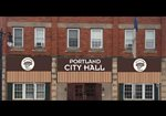 Signs, awning to adorn city hall