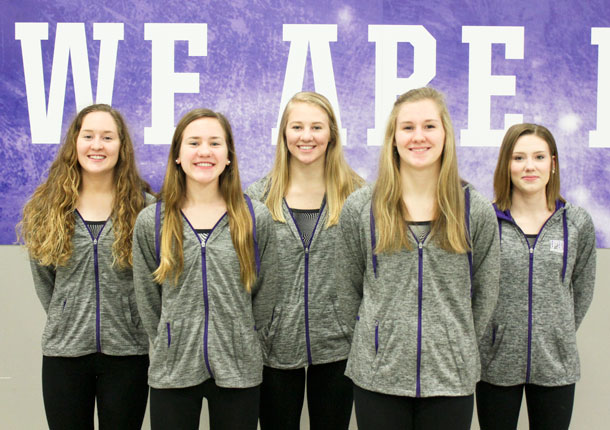 Swimmers set for state