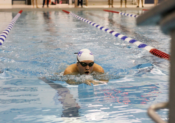Swimmers sweep Adams Central